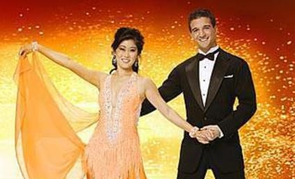 Dancing with the Stars: Kristi Yamaguchi Sets Gold Standard