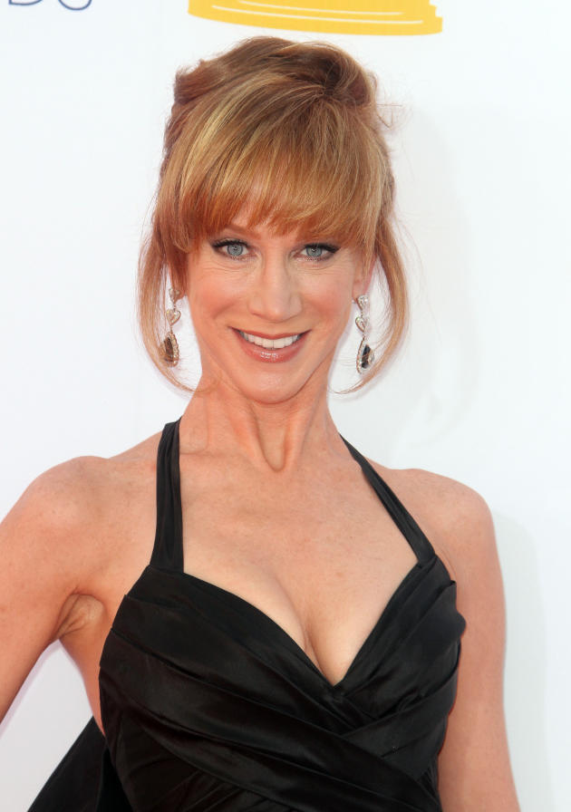 Kathy Griffin Emmy Dress