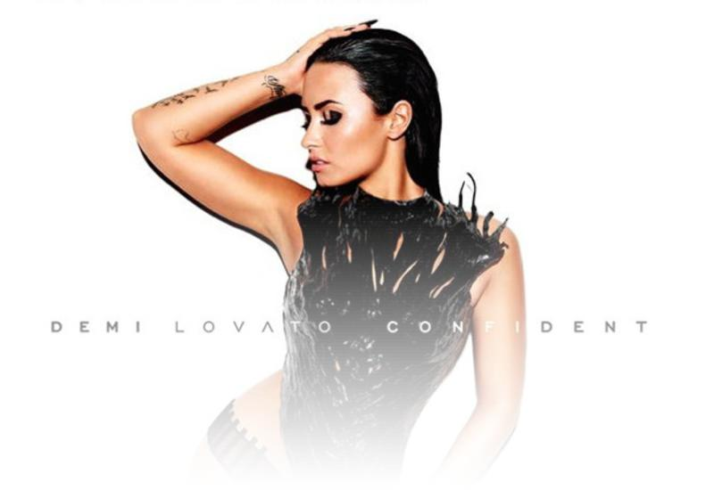 Demi lovato confident album cover