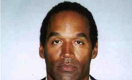 An O.J. Simpson Mug Shot Photo Finish