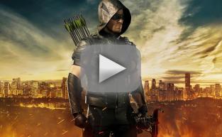 Arrow Season 4: See the New Superhero Suit!
