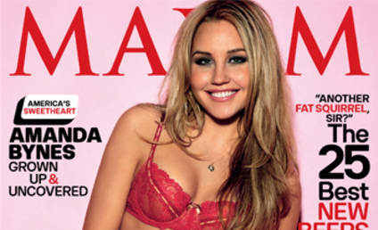 Amanda Bynes Bikini Photos: THG Hot Bodies Countdown #33!