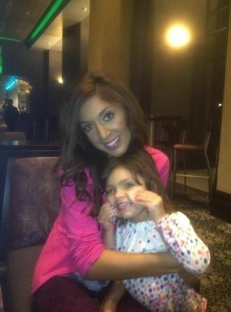 Farrah Abraham and Daughter Photo