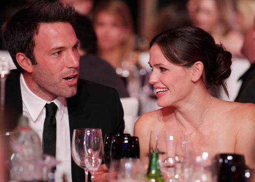 Ben Affleck & Jennifer Garner: 16th annual Critics' Choice Movie Awards