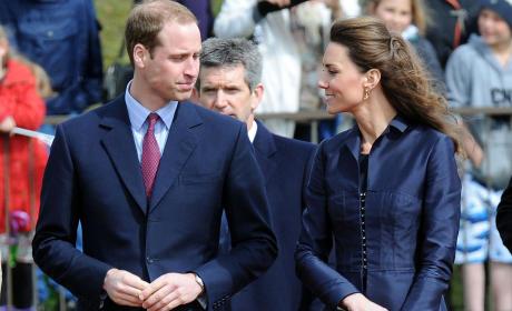 Kate Middleton on Royal Wedding: Nervous!