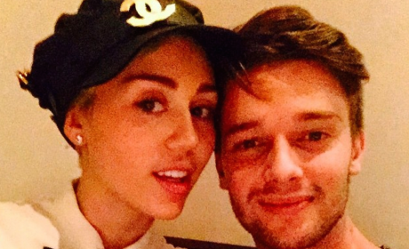 Patrick Schwarzenegger on Dating Miley Cyrus: I'm the Luckiest Guy EVER!