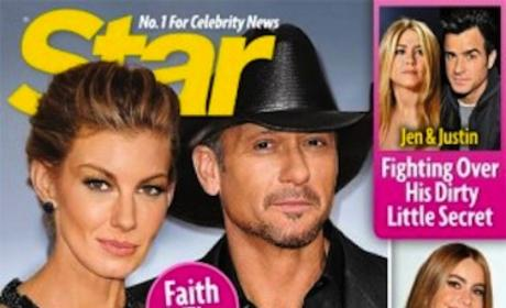 Faith Hill-Tim McGraw Divorce Rumor: $135 Million Breakup to Come?