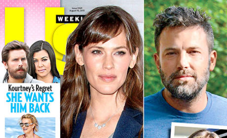 Christine Ouzounian: Dating Ben Affleck?!?