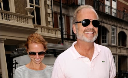 Camille and Kelsey Grammer Continue to Suck