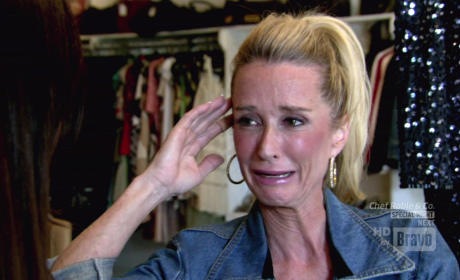 Kim Richards Leaves Rehab