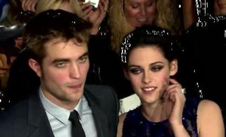 Robert Pattinson and Kristen Stewart: Still Hooking Up?