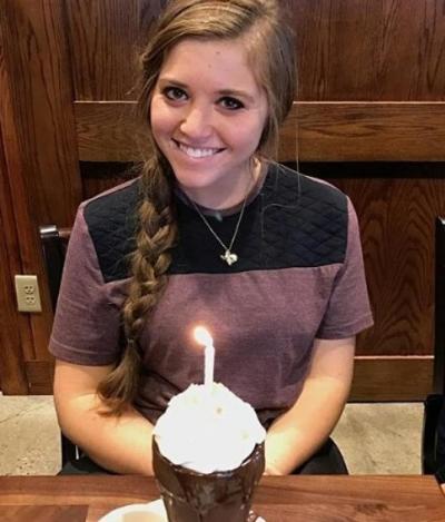 Joy-Anna Duggar Birthday Image