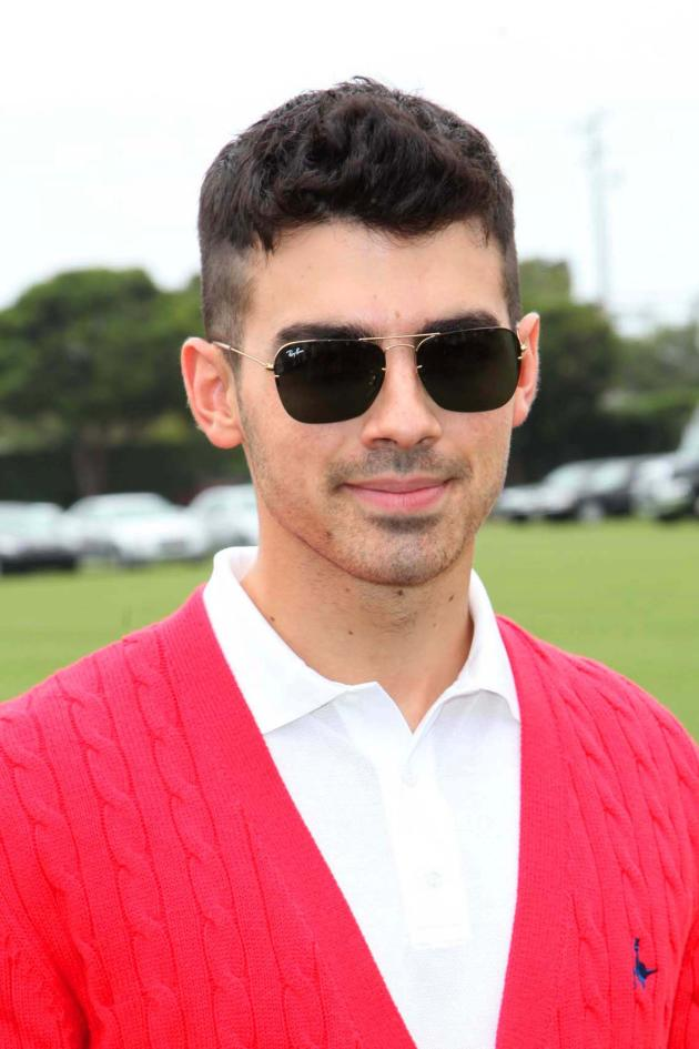 Joe Jonas Polo Outfit