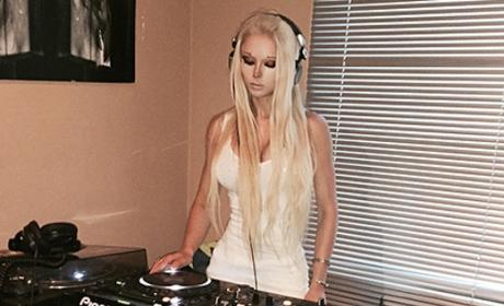 DJ Human Barbie