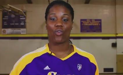Jantel Lavender, WNBA Rookie, Accused of Crotch Violence, Death Threats