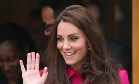 Kim Kardashian: Snubbed By Kate Middleton Again and Again! DONE with The Duchess!