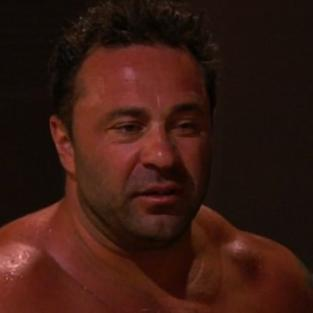 Joe Giudice Shirtless