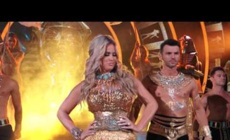 Kim Zolciak BOMBS on Dancing With the Star, Consider Quitting! Watch!
