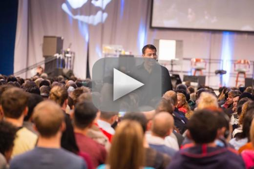Tony robbins tells fans to walk on hot coals unsurprisingly get