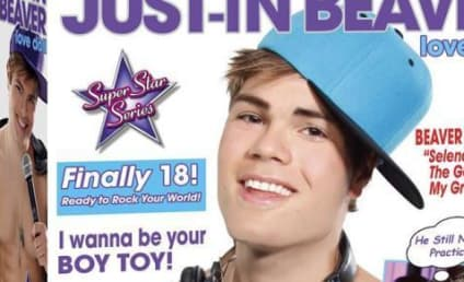 Justin Bieber Blow-Up Doll: Real! Sold Out!