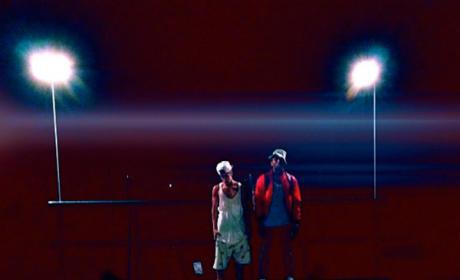 Justin Bieber on Chris Brown: He's Super Dope!