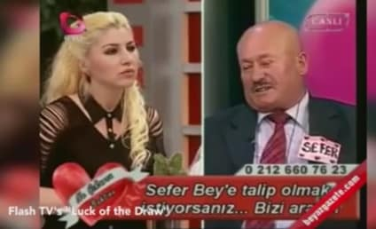 Turkish Dating Show Contestant Admits On Air: I'm a Murderer!