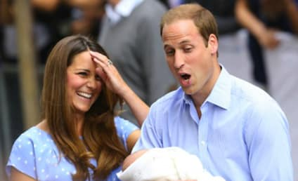 THG Caption Contest: Royal Baby Edition!