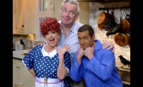 Paula Deen Fires Social Media Manager Over Brownface Photo