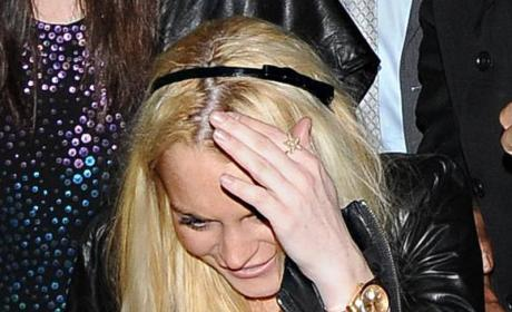 Lindsay Lohan to Make Samantha Ronson Jealous with Girl-on-Girl, Threesome Action