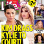 Kim Kardashian to Kylie Jenner: See You in Court!
