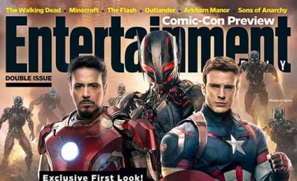 Avengers Age of Ultron: First Look!