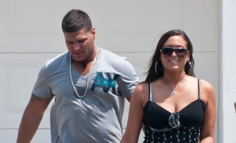 Sammi Giancola and Ronnie Magro Break Up! Again!