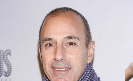 Matt Lauer To Be Fired by The Today Show?!?
