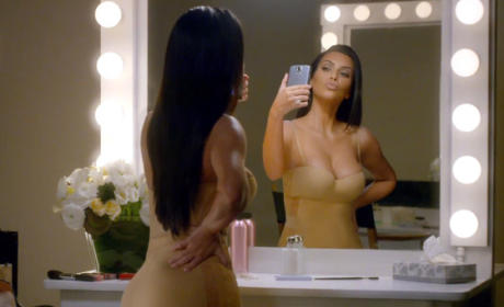 Kim Kardashian Super Bowl Commercial: Does She Score?