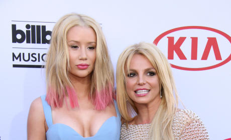 Iggy Azalea With Britney Spears
