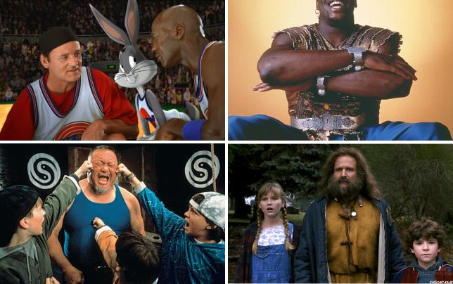 17 terrible childrens movies you loved space jam