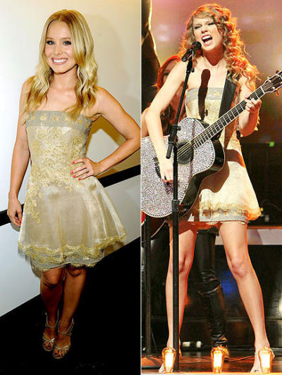 Taylor vs. Kristen