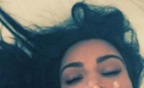 Kim Kardashian: Kourtney Caught Me Naked FaceTiming in Her Bed!