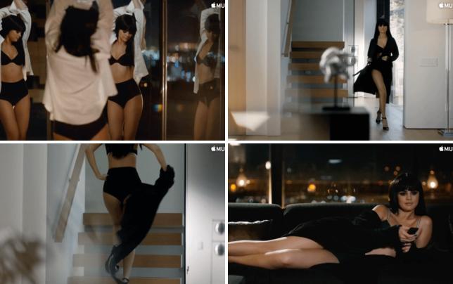 Selena gomez mirror dancing