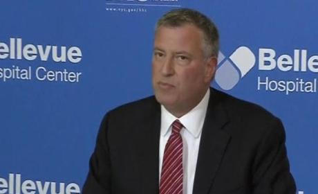 New York Doctor Tests Positive for Ebola