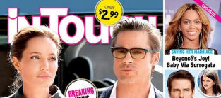 Angelina Jolie and Brad Pitt: Divorce on the Way, Ridiculous Tabloid Claims!