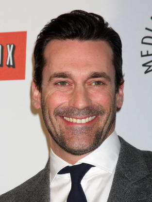 Jon Hamm Red Carpet Pic