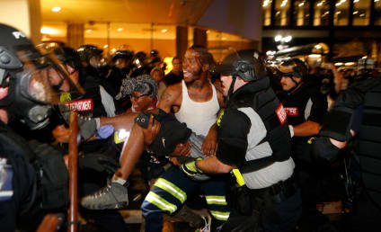 Keith Scott Shooting Leads to Violent Protests in Charlotte