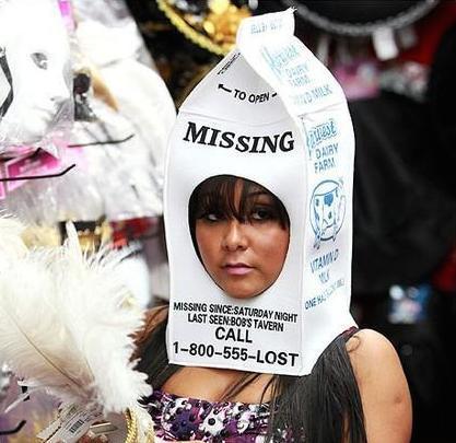 Skankiest Halloween Costumes 13 Truly Scary Celebri...