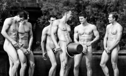 British Rowing Team Poses Naked, Fights Homophobia