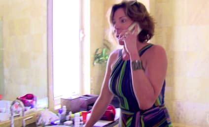 LuAnn de Lesseps Confronts Fiancè for Cheating!