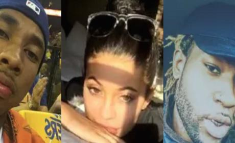 Kylie Jenner: Still Texting PND Behind Tyga's Back?!
