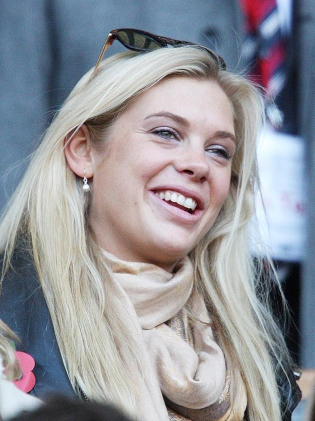 Chelsy Davy (Prince Harry's Girlfriend)