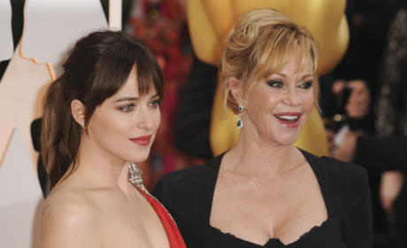 Dakota Johnson to Mother: You Don't HAVE to Watch Fifty Shades of Grey!
