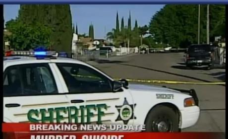 Man Shoots Daughters, Self in California